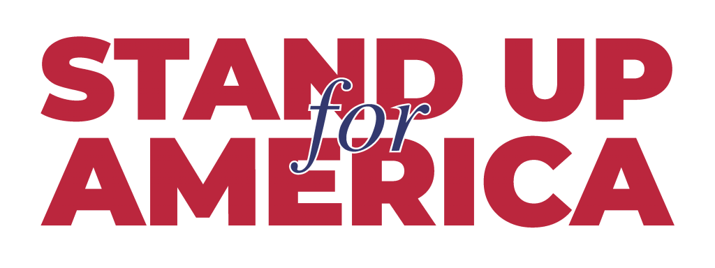 Stand Up for America Logo